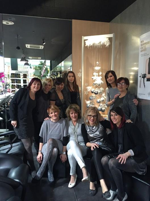Champfleury noel 2015 coiffeur visagiste reims salon for Salon o coiffure reims