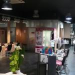 salon de coiffure carré d'art Leclerc Champfleury