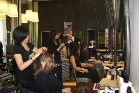 F te de la musique 21 juin 2010 coiffeur visagiste reims for Salon o coiffure reims