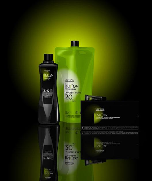 loral lance une nouvelle coloration pour cheveux totalement innovante baptise inoa innovation no amonia - Coloration Inoa