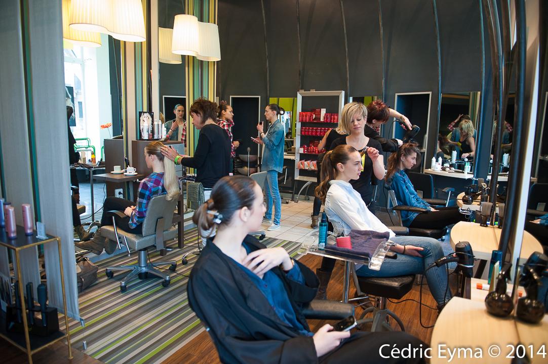 Backstage divercity 2014 30 coiffeur visagiste reims for Salon o coiffure reims