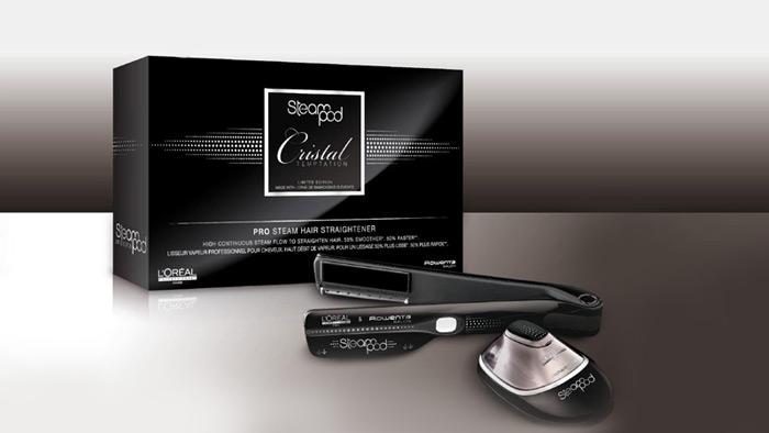 Steampod swarovski salons carr d art coiffeur visagiste for Steampod salon