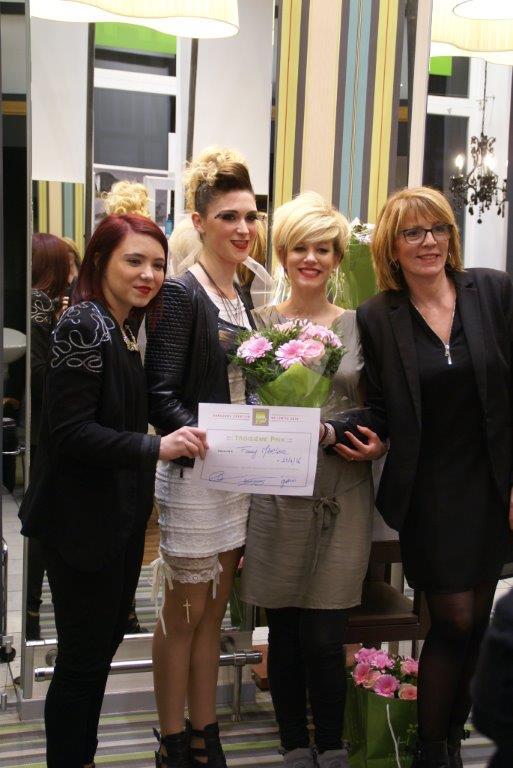Concours No Limit : « La mariée Carré d'Art » par vos coiffeurs ...