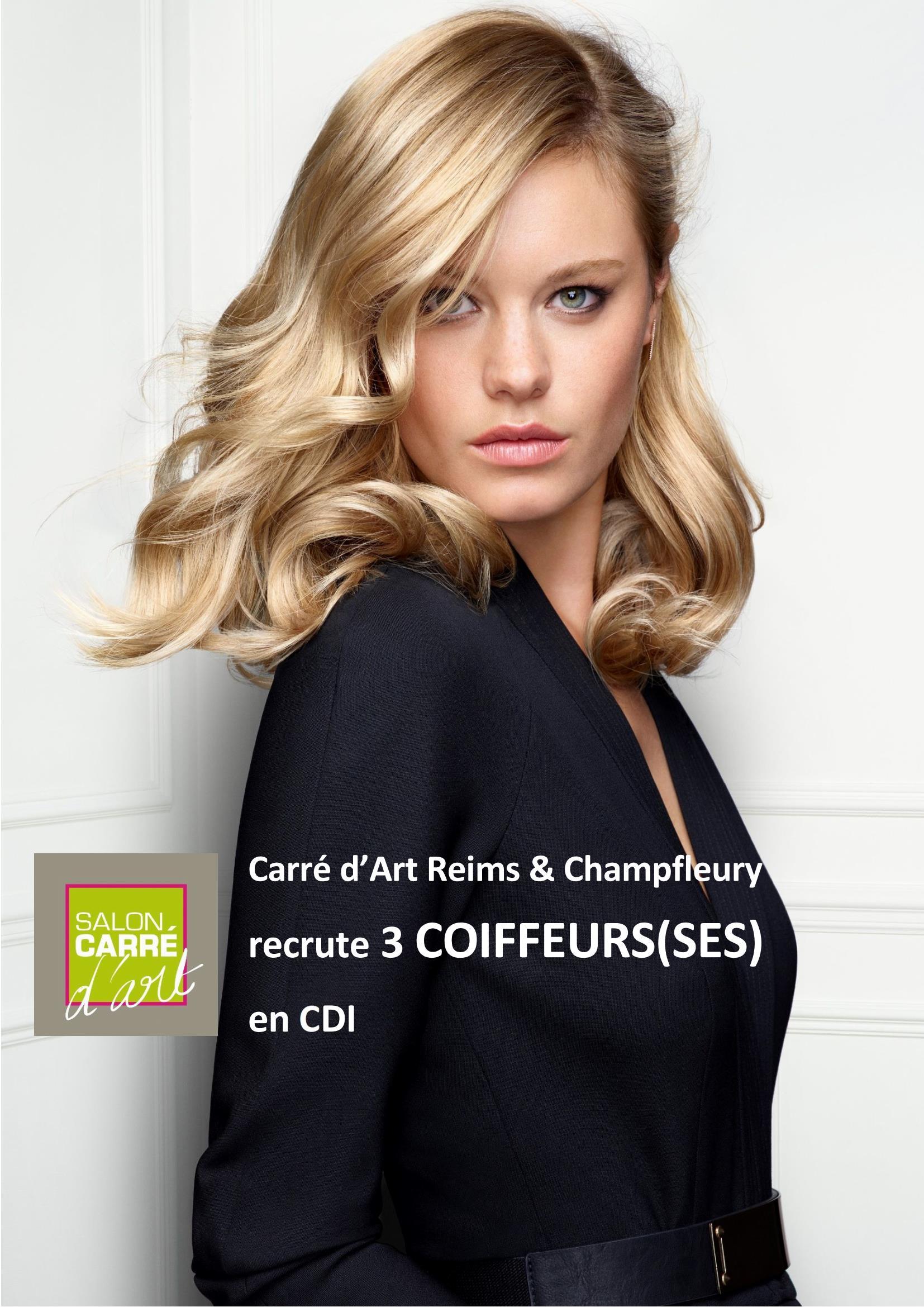 OFFRE D'EMPLOI : Recrutement COIFFEUR/COIFFEUSE