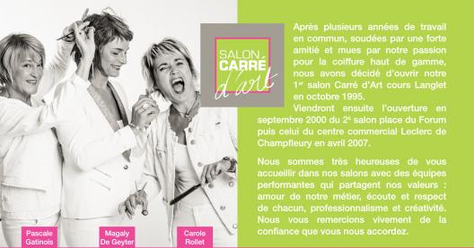Story salons Carré d'Art Reims et Champfleury